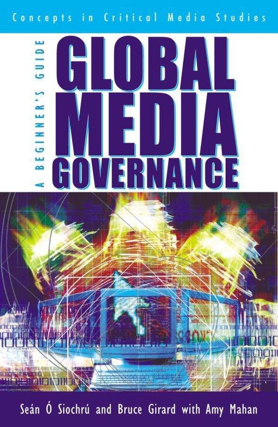 Global Media Governance