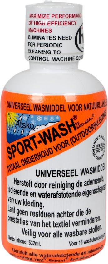 Atsko Wasmiddel - Sport-wash - Universeel - 500 Ml