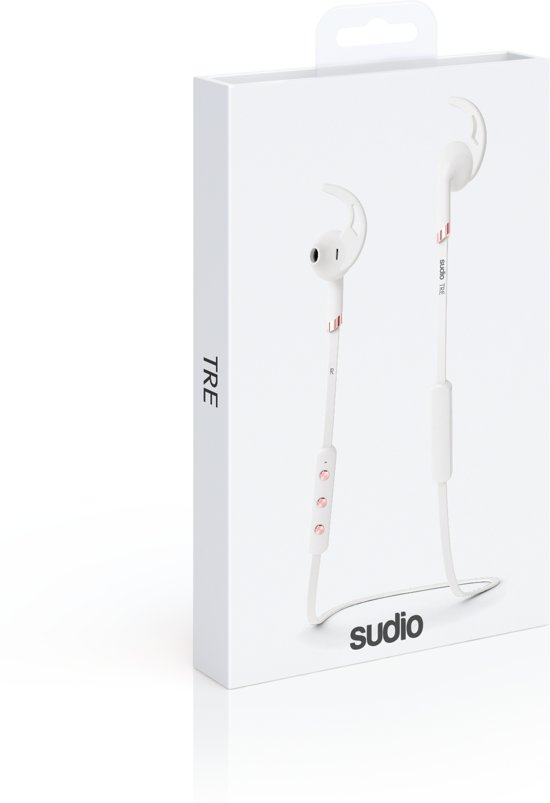 Sudio Tre Bluetooth Sport Oordopjes