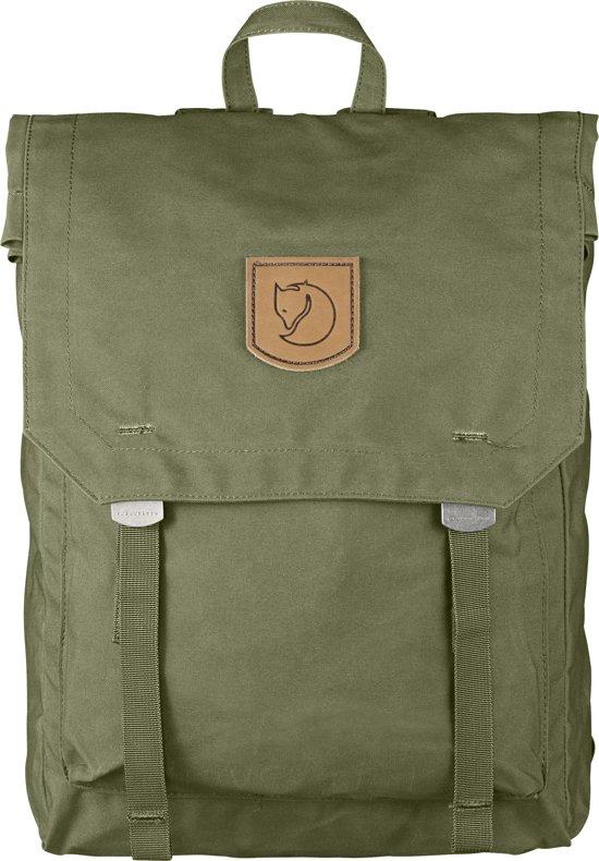Fjallraven Foldsack No.1  Rugzak - 16 l - Unisex - Green