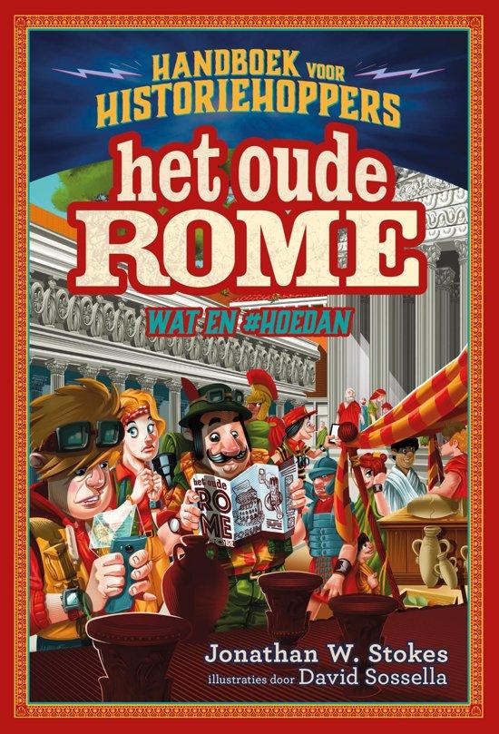 Afbeelding van Handboek voor historiehoppers 1 - Het oude Rome