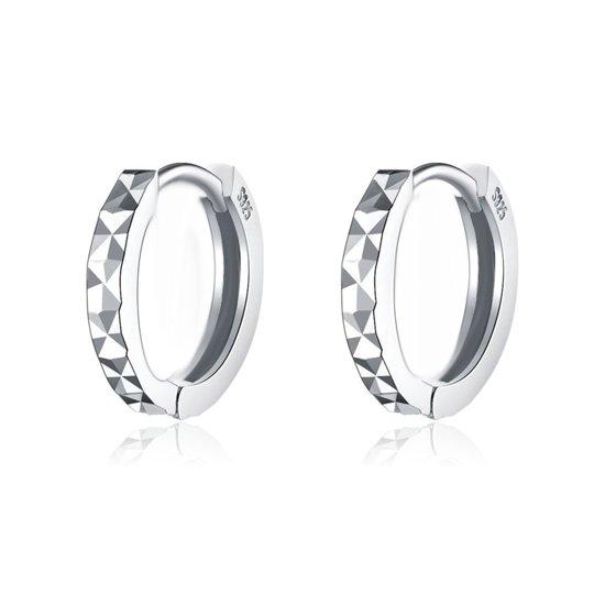 zilveren oorbellen ringen