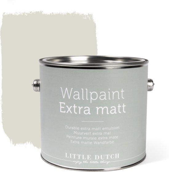Little Dutch - Muurverf Mat - Waves Beige - 2,5 liter