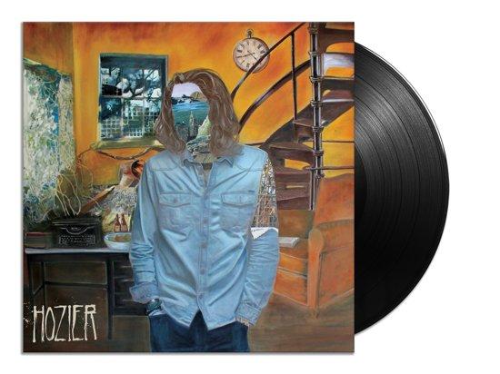 CD cover van Hozier (Del.Ed.) (LP) van Hozier