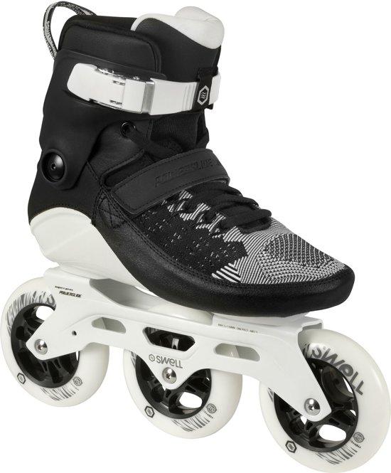 Powerslide Inline Skates Swell Unisex Zwart/wit Maat 42