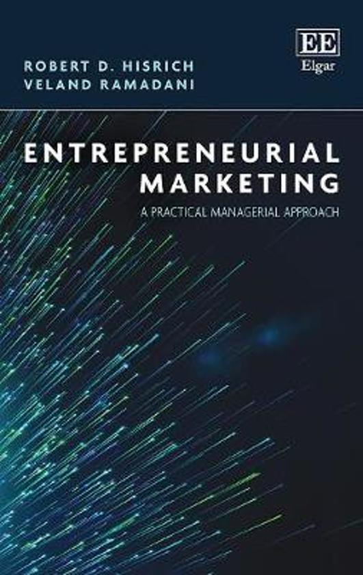 Boek cover Advanced Introduction to Entrepreneurship van Robert D. Hisrich (Hardcover)