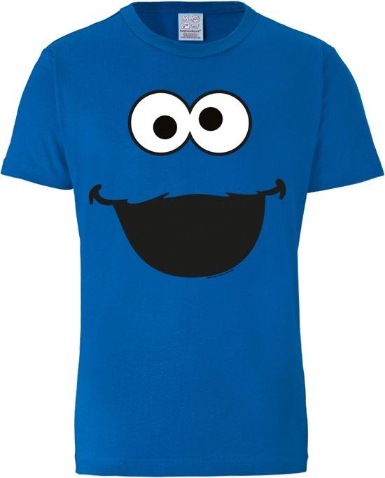 Logoshirt T-Shirt Krümelmonster - Cookie Monster