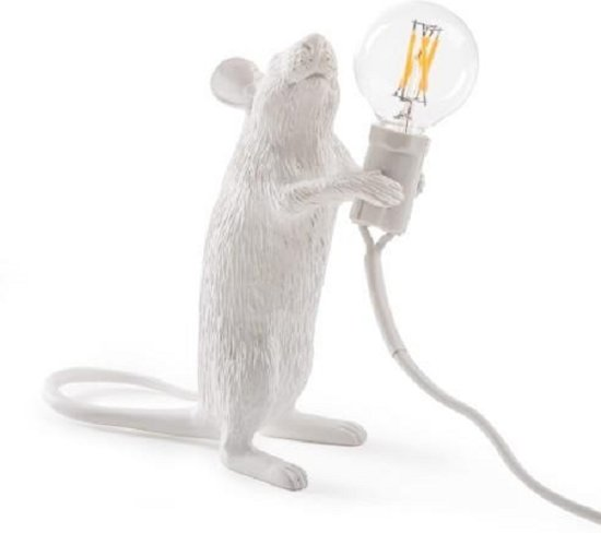 Seletti Mouse staand wit