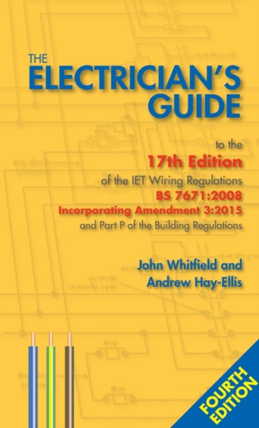 Fantastic Bol Com The Electricians Guide To The 17Th Edition Of The Iet Wiring Digital Resources Funapmognl