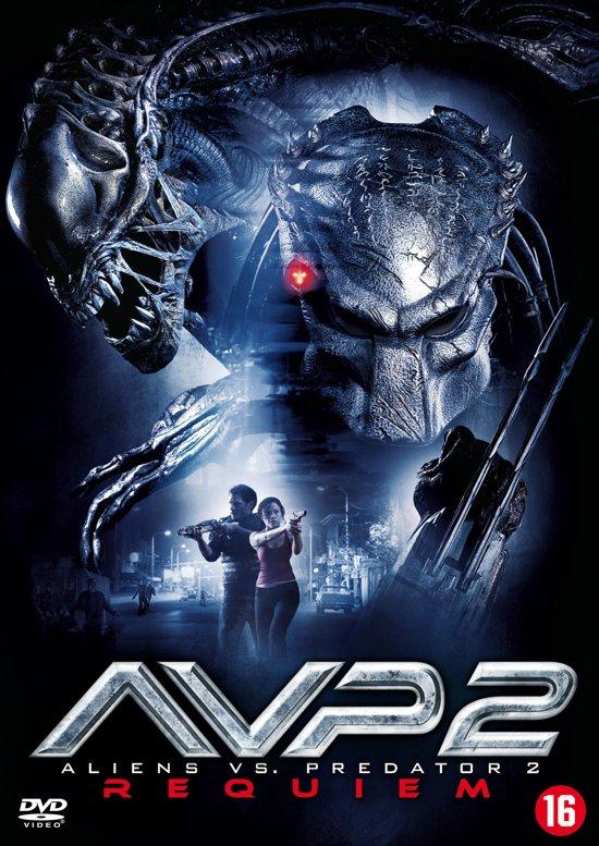 Cover van de film 'Alien vs Predator 2'