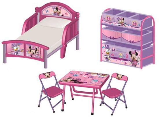 Set Kinderkamer Minnie Mouse