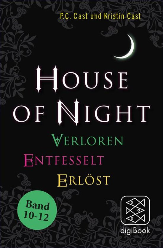 Bol Com House Of Night Paket 4 Band 10 12 Ebook P C Cast