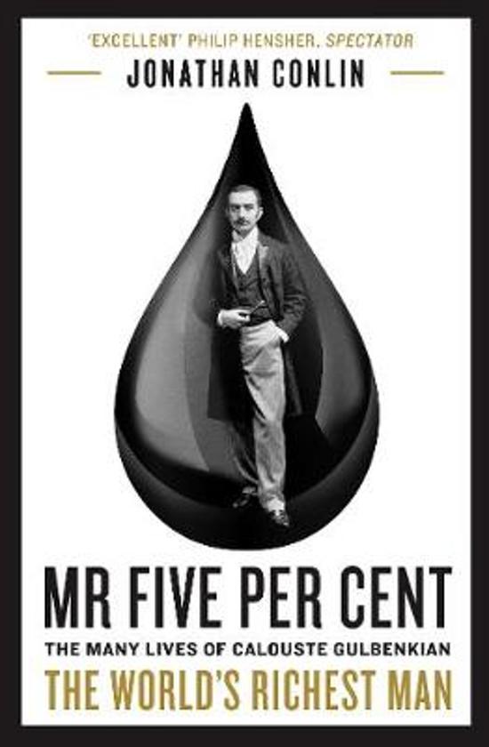 Boek cover Mr Five Per Cent van Dr Jonathan Conlin (Paperback)
