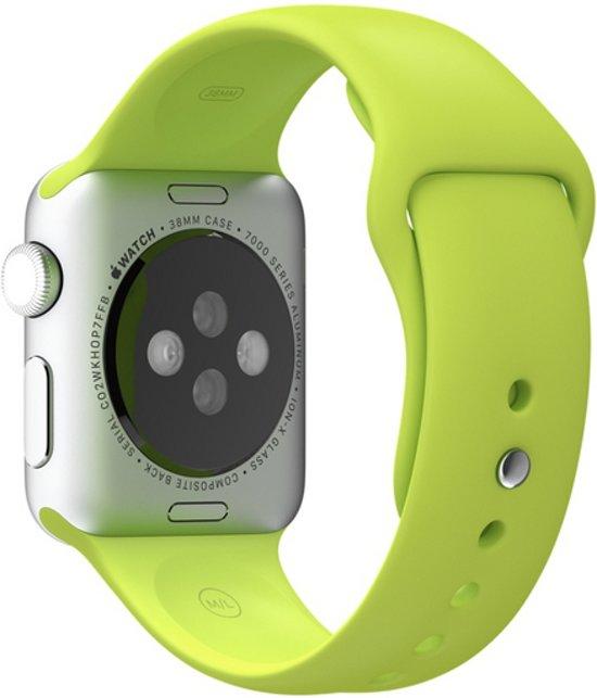 Sportbandje voor de Apple Watch - 38 mm - Groen