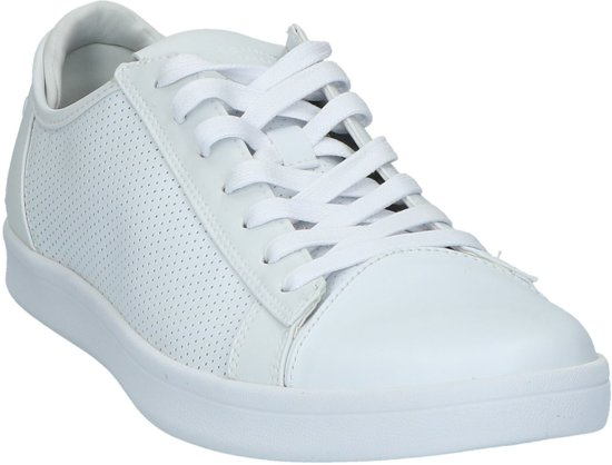 t 52349 Heren Highland Skechers Sneakers Wht White qPS6Atw6T