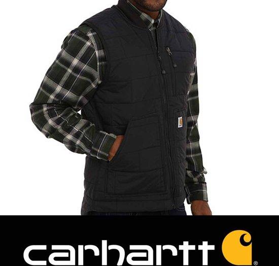 Carhartt Brookville Black Bodywarmer Heren
