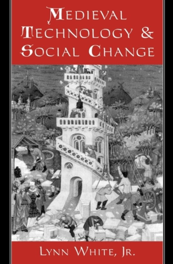 medieval technology and social change essay