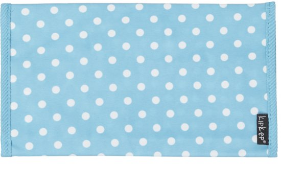 dd11eb1c494 KipKep Napper Luieretui - Dotty Blue