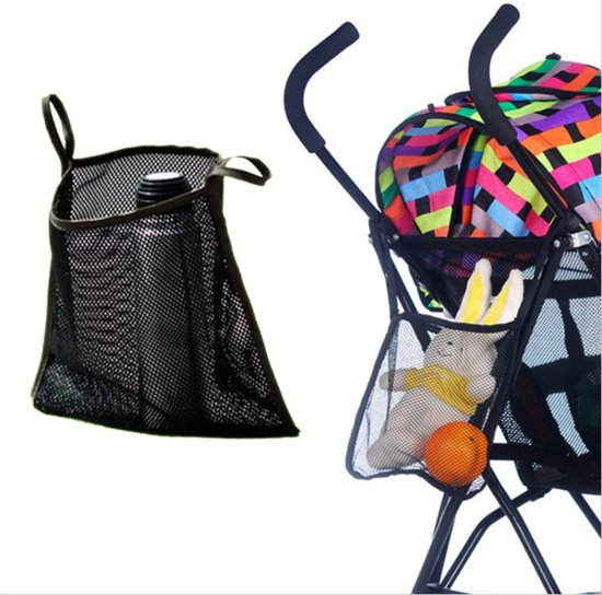 Bolcom Multifunctionele Tas Voor Kinderwagen Buggy Of Auto