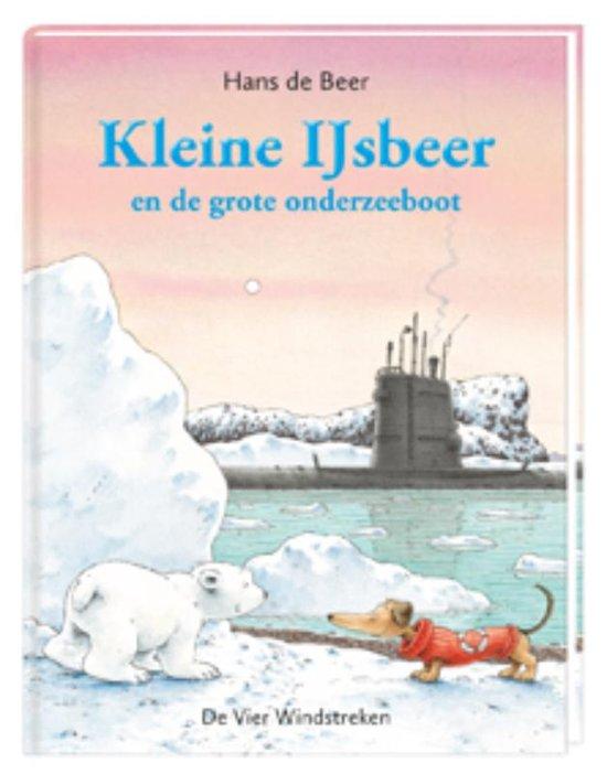 Kleine IJsbeer 10 - Kleine IJsbeer en de grote onderzeeboot