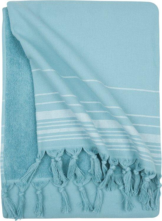 Walra - Hamamdoek - 100x180 cm - Blauw
