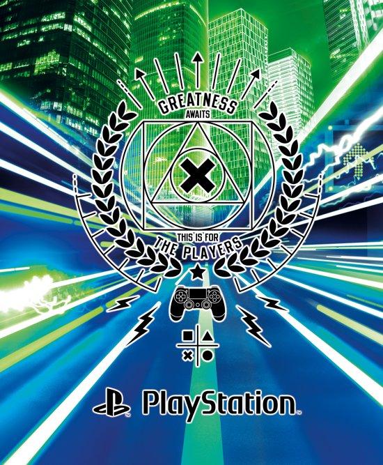 Bol Playstation Ringmap A4 4 Rings Design 2