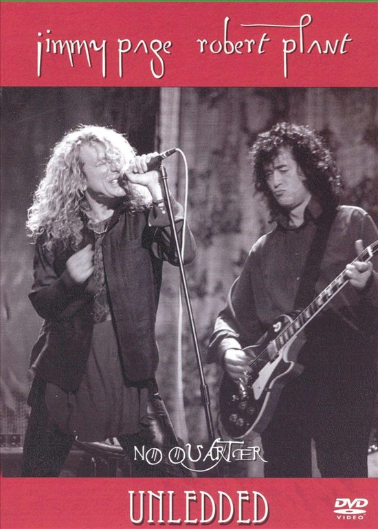 Jimmy Page & Robert Plant - Unledded