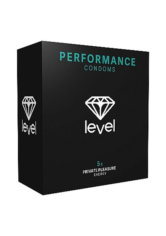 Performance Condooms - 5 Stuks