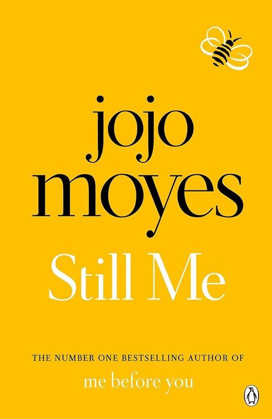 Boekomslag voor Still Me