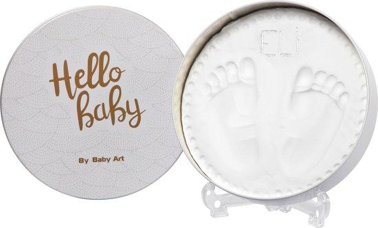 Baby Art Magic Box round shape (shiny vibes) - gipsafdruk