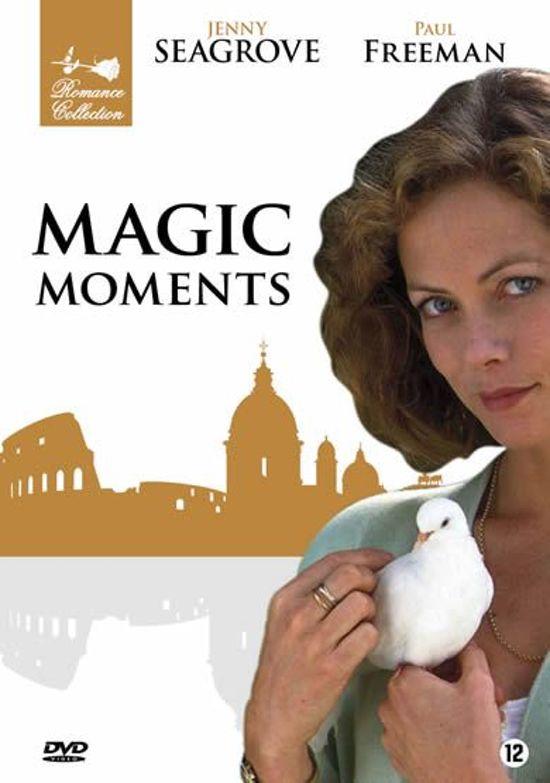 Cover van de film 'Magic Moments'