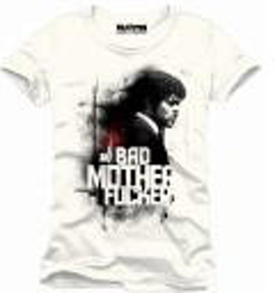 PULP FICTION - T-Shirt Street Bad MF (S)