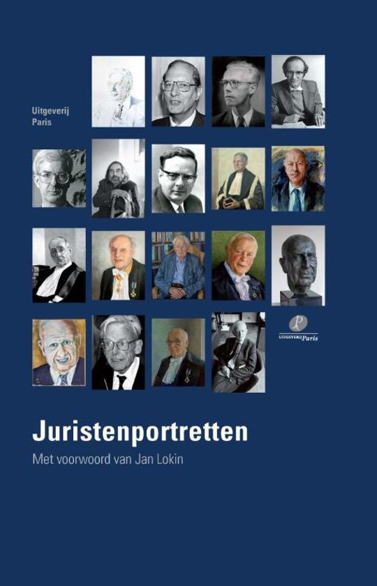 Afbeelding van Juristenportretten