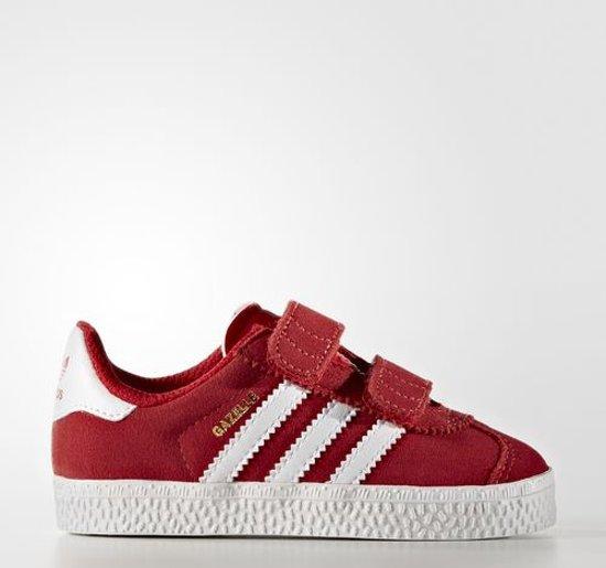 adidas gazelle rood kind