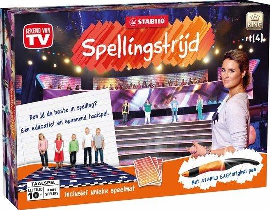 Afbeelding van het spel Stabilo spellingstrijd