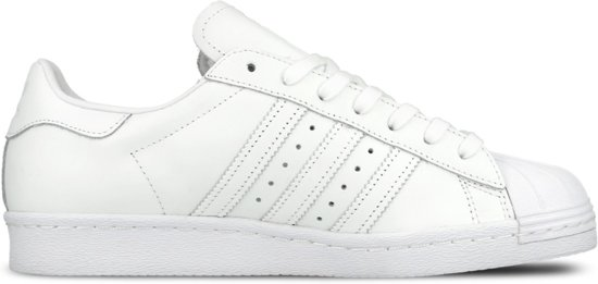adidas superstar wit heren