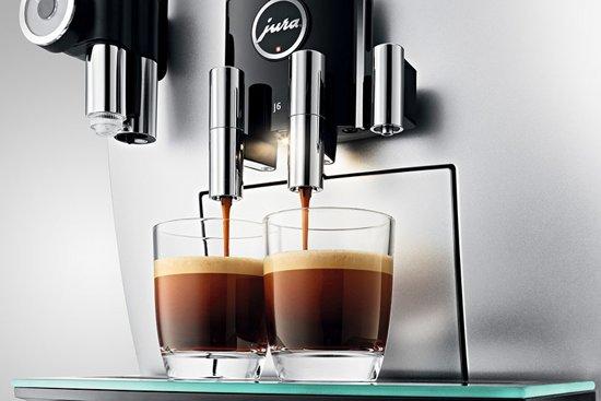 Jura J6 Volautomatische Espressomachine