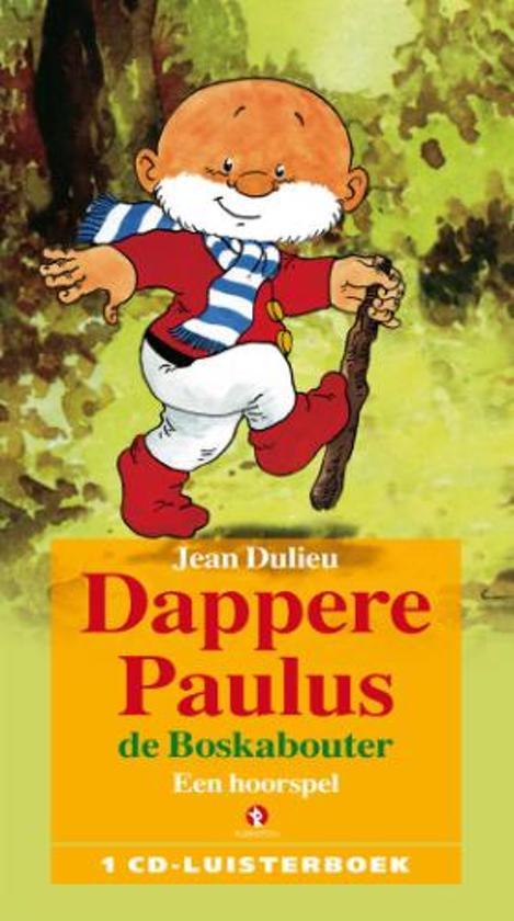 bol | dappere paulus de boskabouter (luisterboek), jean dulieu