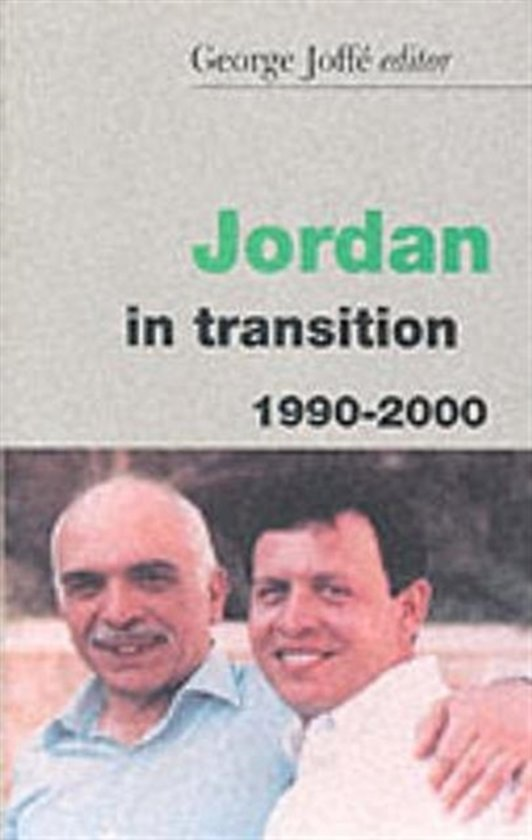 Jordan in Transition, 1900-2000