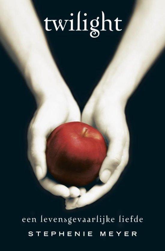 Boek cover Twilight 1 - Twilight van Stephenie Meyer (Onbekend)