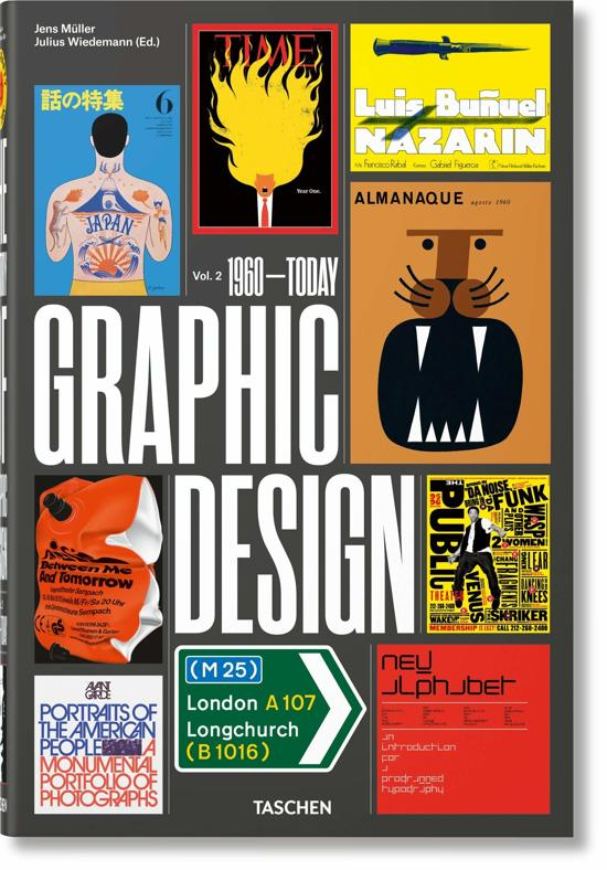 Bolcom The History Of Graphic Design Vol 2 1960 Today Jens