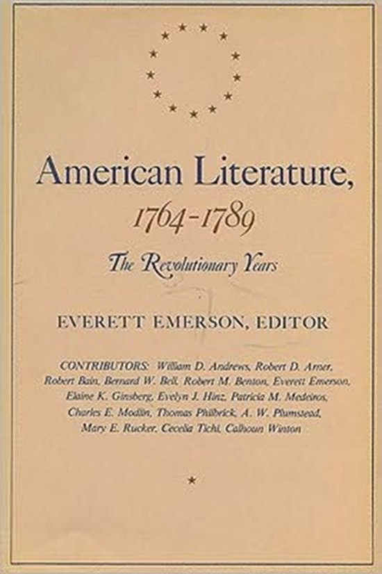 emerson american literature Known in the local literary circle as the sage of concord, emerson became the chief spokesman for transcendentalism, the american philosophic and literary movement.