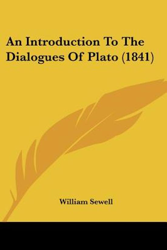 An Introduction to the Dialogues of Plato (1841)