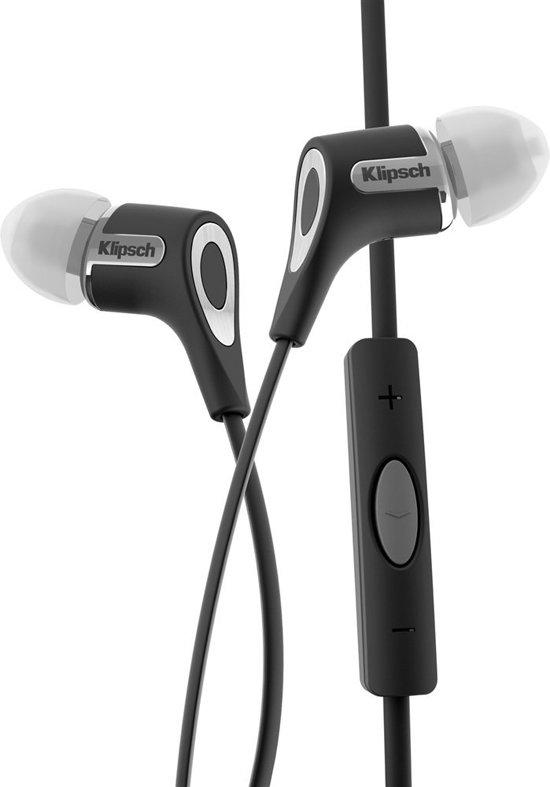 Klipsch R6i In Ear Koptelefoon Zwart