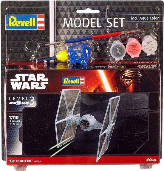 Revell Model Set TIE Fighter