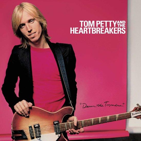 CD cover van Damn the Torpedoes (LP) van Tom & Heartbreakers Petty