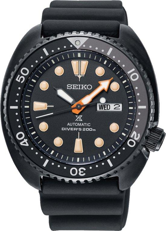 2c634c4ef9289f Seiko Prospex Automaat Black Edition Limited Edition Diver 200 m SRPC49K1