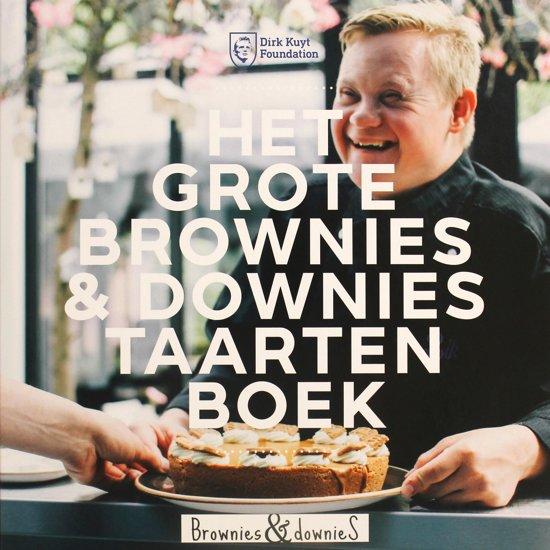 Het Grote Brownies&downieS Taartenboek