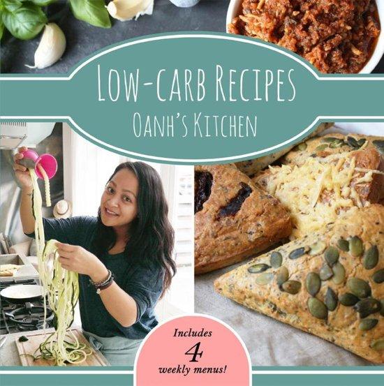 Boek cover Low-carb Recipes Oanhs kitchen van Oanh Ha Thi Ngoc (Paperback)