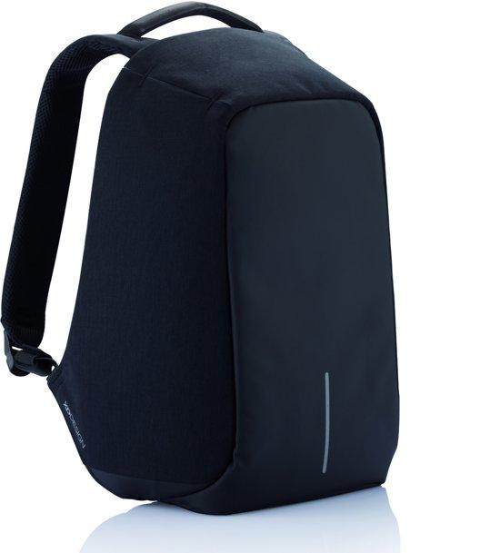 Bobby XL Anti-Theft Backpack antidiefstalrugzak - zwart - 17 inch laptop